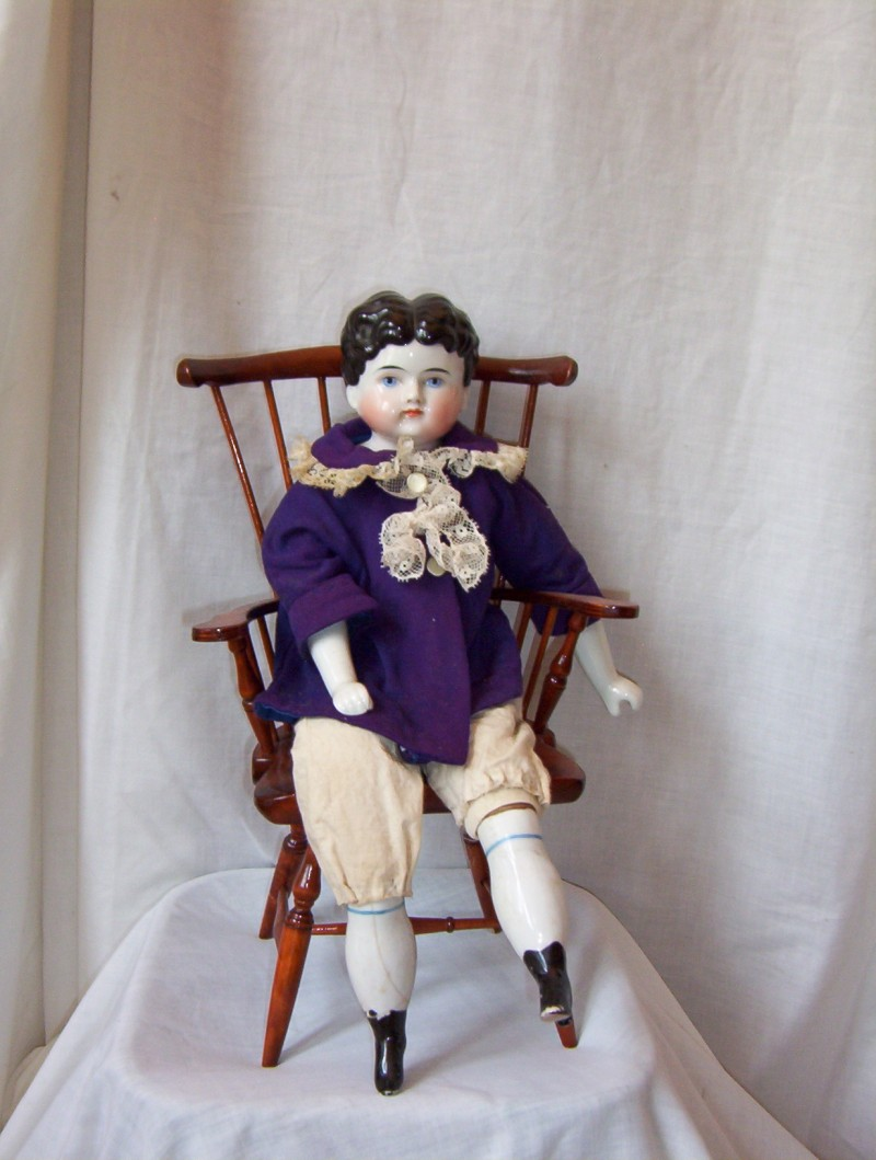 China Head Boy Doll